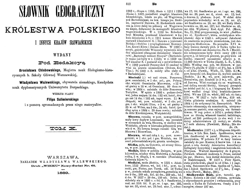 slownik warszawski